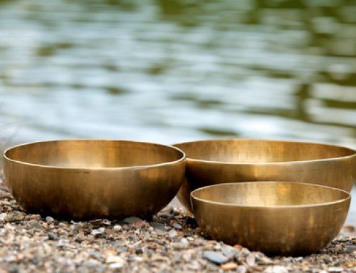Terapias holísticas: Taças Tibetanas